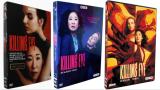 Killing Eve The Complete Seasons 1-3 1,2,3 DVD Box Set 7 Discs
