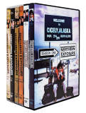Northern Exposure Complete Series Seasons 1-6 DVD Box Set 26 Discs