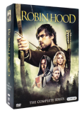 Robin Hood The Complete Series DVD Box Set 15 Discs