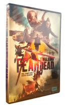Fear The Walking Dead Season 5 DVD Box Set 4 Disc