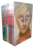 Nurse Jackie The Complete Series Seasons 1-7 DVD Box Set 21 Discs