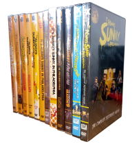 It's Always Sunny in Philadelphia Seasons 1-14 DVD 30 Disc Box Set