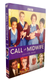 Call the Midwife Season 9 DVD Bxo Set 3 Disc