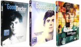 The Good Doctor The Complete Seasons 1-3 1,2,3 DVD Box Set 14 Discs