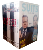 Suits The Complete Series Seasons 1-9 DVD Box Set 35 Disc