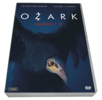 Ozark The Complete Seasons 1-3 DVD Box Set 9 Disc