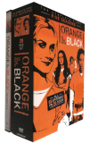 Orange Is the New Black The Complete Seasons 1-6 DVD Box Set 24 Disc