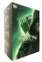 Arrow The Complete Seasons 1-8 DVD Box Set 38 Discs