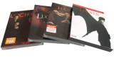Lucifer The Complete Series Seasons 1-5 DVD Box Set 16 Disc