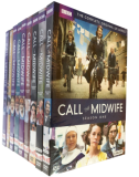 Call the Midwife The Complete Series Seasons 1-9 DVD Box Set 26 Disc