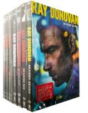Ray Donovan The Complete Seasons 1-7 DVD Box Set 28 Discs