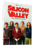 Silicon Valley The Complete Series DVD Box Set 9 Discs