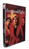 The Good Fight Season 4 DVD Box Set 2 Discs