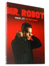 Mr. Robot The Final Season 4 DVD Box Set 4 Disc
