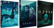 Ozark The Complete Seasons 1,2,3 1-3 DVD Box Set 9 Discs