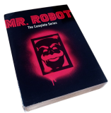 Mr. Robot the Complete Series Sesons 1,2,3,4 1-4 DVD Box Set 14 Discs