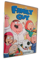 Family Guy Season 18 DVD Box Set 3 Discs