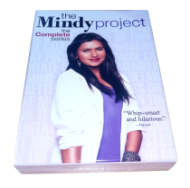 The Mindy Project The Complete Series Seasons 1-6 DVD Box Set 10 Discs