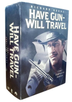 Have Gun - Will Travel The Complete Series DVD Box Set 35 Discs