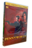 Pennyworth The Complete Frist Season 1 DVD Box Set 3 Discs