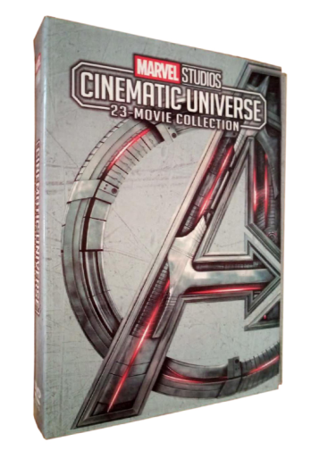 Marvel Studios Cinematic Universe 23 Movie Collection DVD Box Set 12 Discs