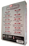 Marvel Studios Cinematic Universe 23 Movie Collection DVD Box Set 12 Discs