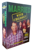 Married With Children The Complete Series DVD Box Set 21 Discs