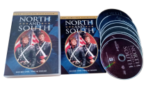 North And South The Complete Seasons 1-3 DVD Box Set 8 Discs