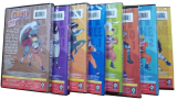 Naruto Uncut The Complete Series Seasons 1-4 DVD Box Set 48 Disc
