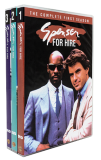 Spenser for Hire Complete Series Seasons 1-3 DVD Box Set 11 Discs