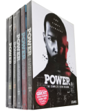 Power The Complete Seasons 1-6 DVD Box Set 19 Discs
