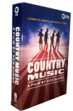 COUNTRY MUSIC A FILM BY KEN BURNS DVD Box Set 8 Discs