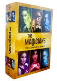 The Magicians The Complete Series Seasons 1-5 DVD Box Set 19 Disc