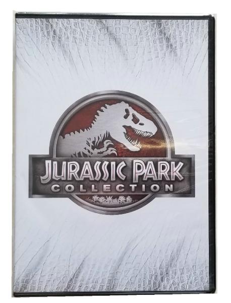 Jurassic Park Collection DVD Box Set 6 Discs