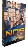 NCIS Naval Criminal Investigative Service Season 17 DVD 5 Disc Box Set