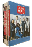 Chicago Med The Complete Seasons 1-5 DVD Box Set 27 Discs
