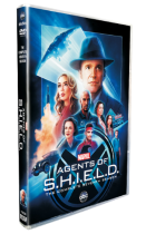 Agents of S.H.I.E.L.D. Season 7 DVD Box Set 3 Disc