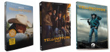 Yellowstone The Complete Seasons 1-3 DVD Box Set 12 Disc