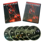 Batwoman The Complete Seasons 1- DVD Box Set 5 Discs