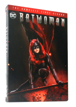Batwoman The Complete Seasons 1- DVD Box Set 5 Discs