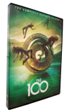 The 100 The Complete Season 7 DVD Box Set 4 Disc