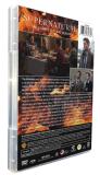 Supernatural The Complete Season 15 DVD 5 Disc Box Set