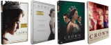 The Crown The Complete Seasons 1-4 DVD Box Set 14 Disc