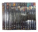 Supernatural The Complete Series Seasons 1-15 DVD 86 Disc Box Set