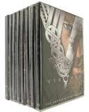 Vikings The Complete Seasons 1-5 DVD Box Set 21 Disc