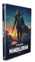 The Mandalorian The Complete Season 2 DVD 3 Disc Box Set