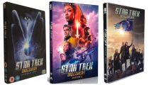 Star Trek Discovery The Complete Seasons 1-3 DVD Box Set 11 Disc