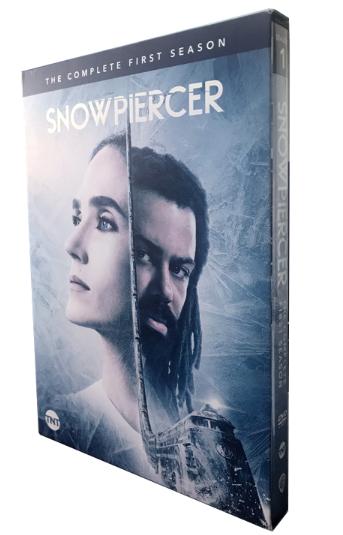 SNOWPIERCER The Complete Frist Season 1 DVD Box Set 3 Discs