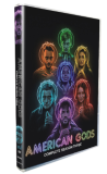 American Gods Season 3 DVD Box Set 3 Discs
