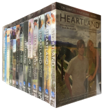 Heartland The Complete Seasons 1-14 DVD Box Set 66 Disc